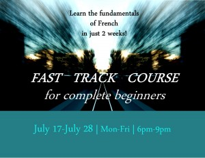 summer 2017 workshop fast track