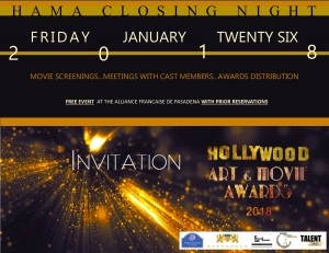 Hollywood awards