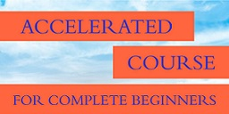 Accelerated course summer 2018